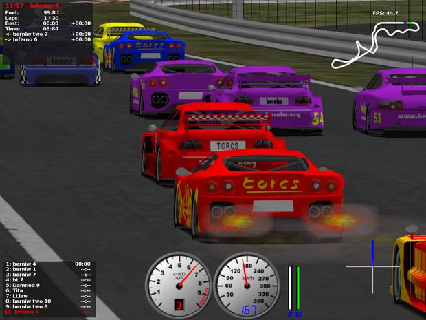 Games Online Car Racing Midnight