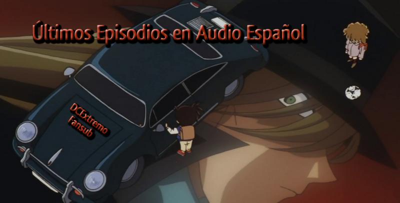 Detective Conan [Versión Definitiva] [Multi-Audio] [En constante actualización]