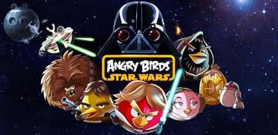 لعبة الطيور الغاضبة للايفون و الايباد و الاندرويد Angry Birds Star Wars