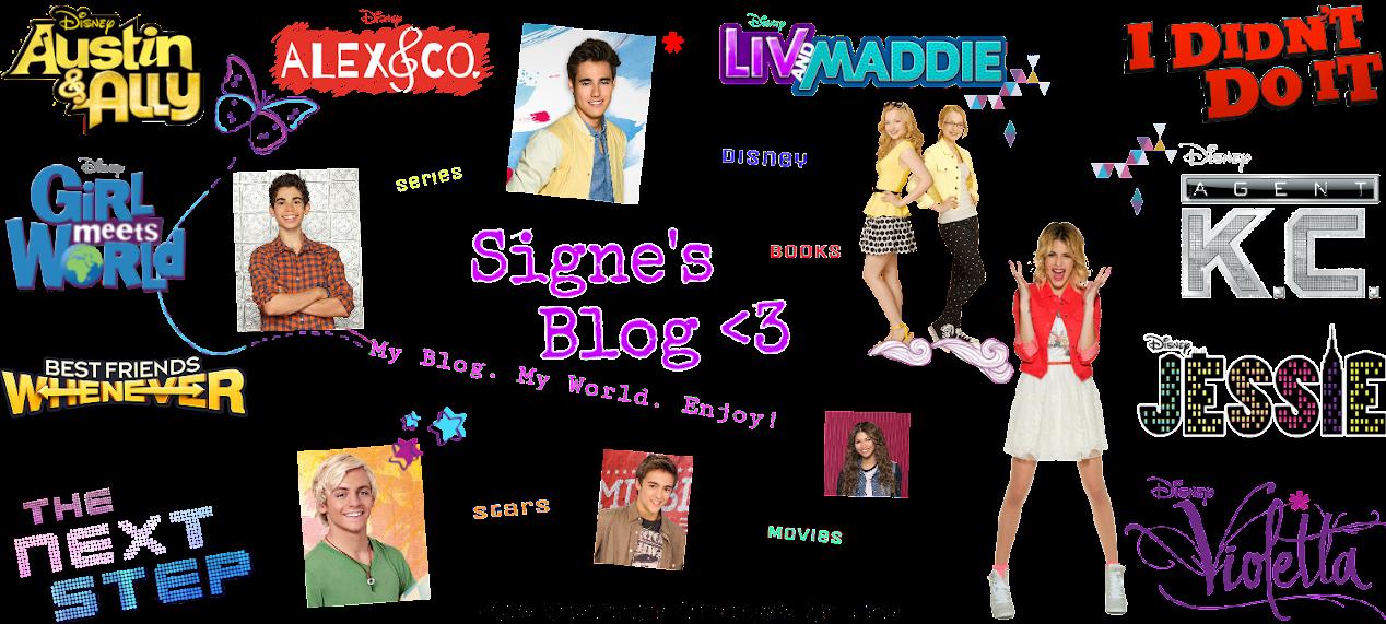 Signe's Blog
