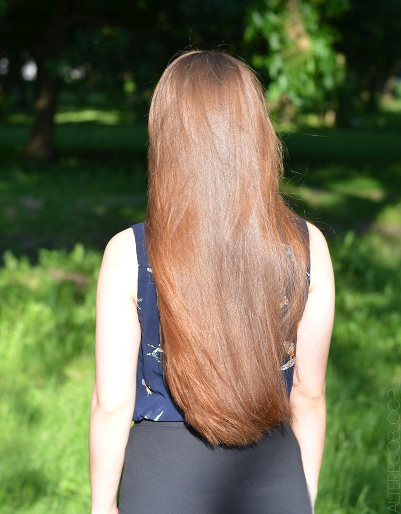 Aktualizacja włosów | czerwiec + ulubieniec miesiąca