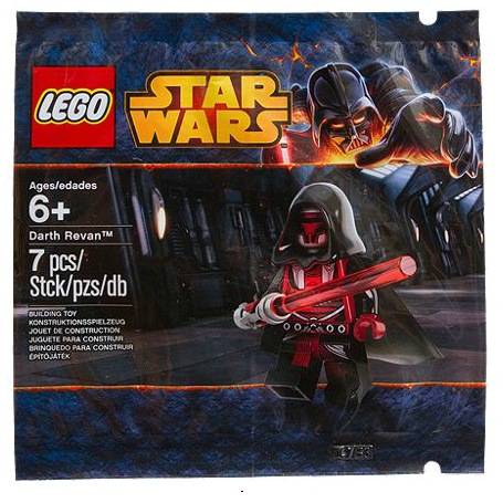 Lego Darth Revan exclusive