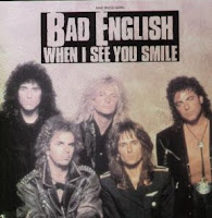 Lirik Lagu When I See You Smile - Bad English