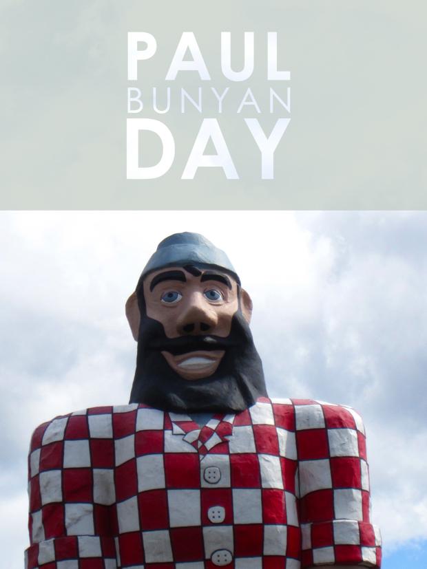 A Wayward Wind - Paul Bunyan Day