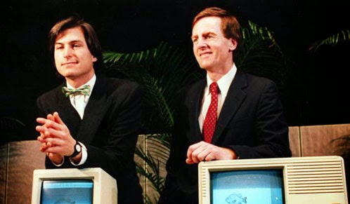John Sculley, El hombre que despidio a Steve Jobs de Apple