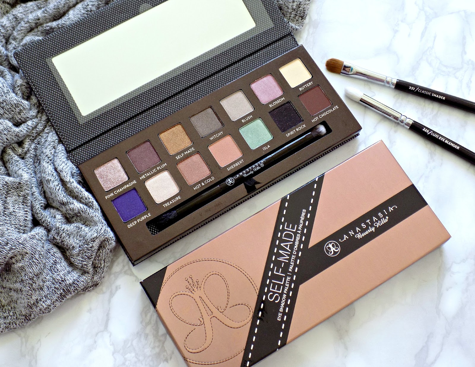 Anastasia Beverly Hills 'Self-Made' palette