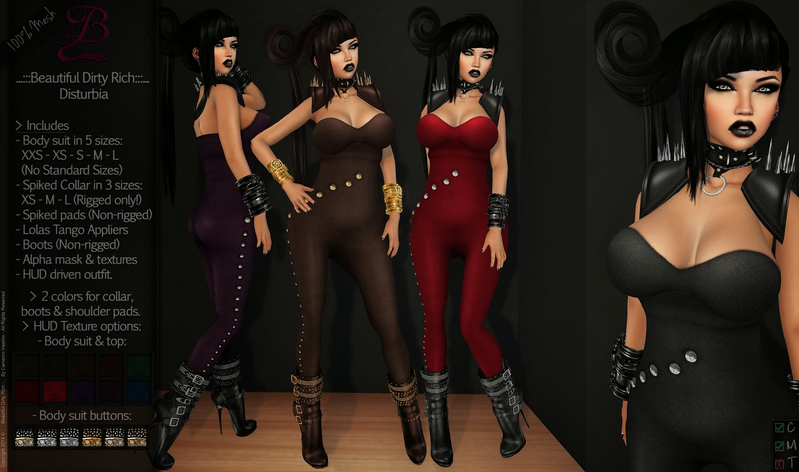 https://marketplace.secondlife.com/p/BDR-Disturbia-Complete-Outfit/5792693