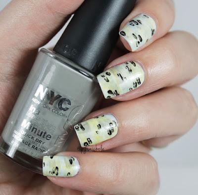 Accidentally birch nails