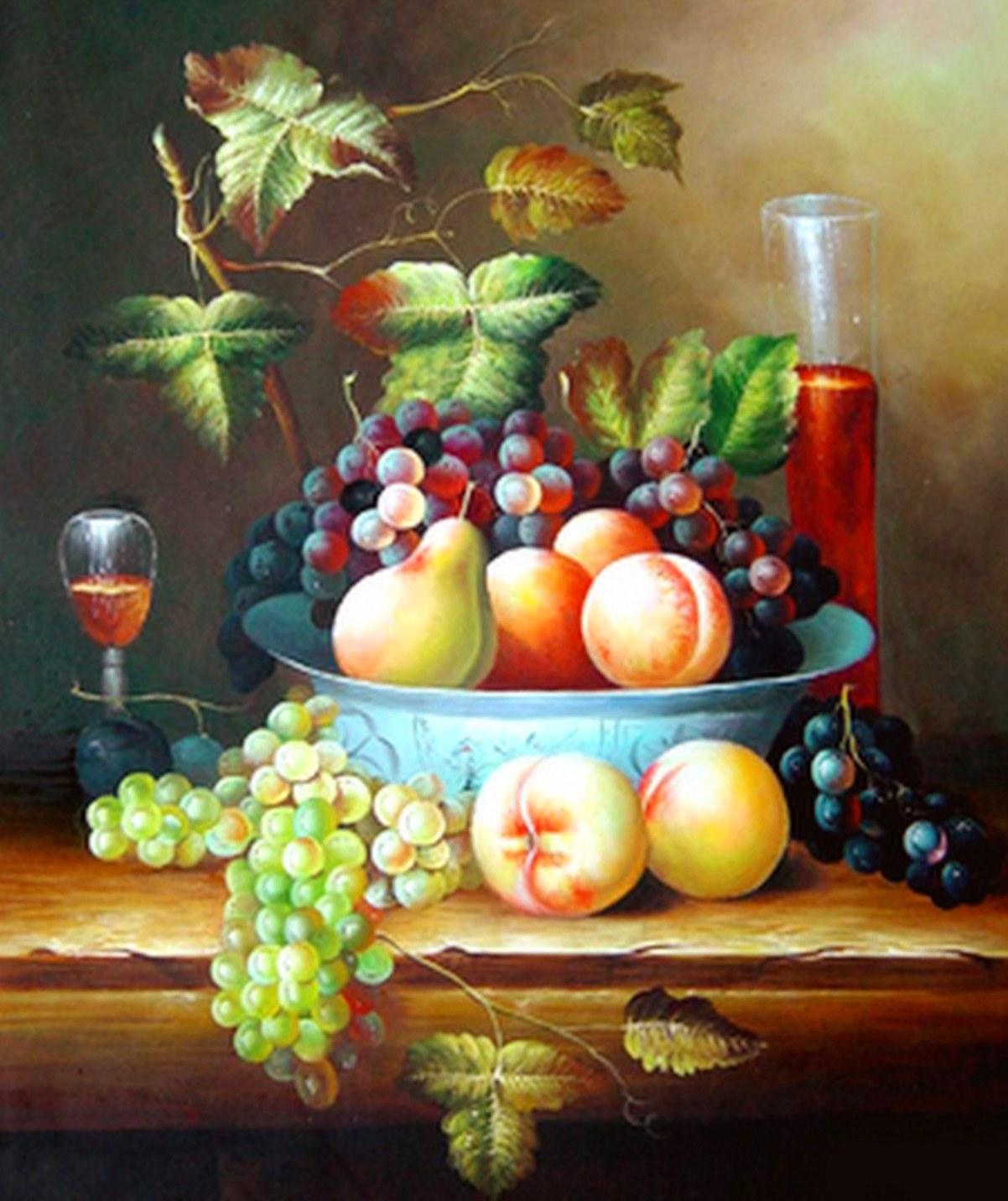 Galeria De Pintura Al Oleo: Imágenes Arte Pinturas: Galería De Bodegones