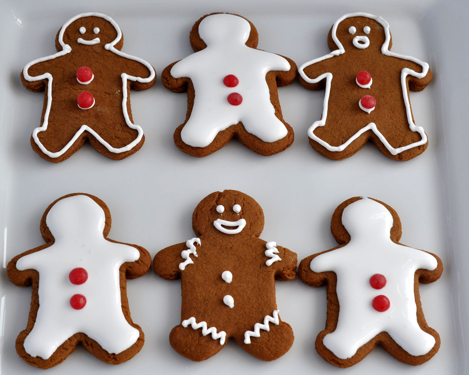 Gingerbread Cake Cookies Recipes — Dishmaps