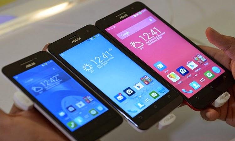 Harga Asus Zenfone 5 Oktober 2014