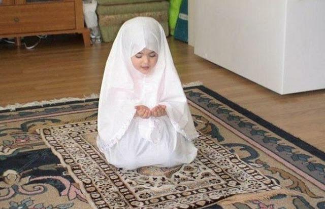 Telekung Direka Khusus Buat Muslimah