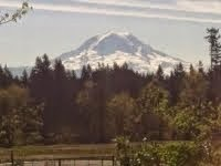 Mt Rainier--my neighbor