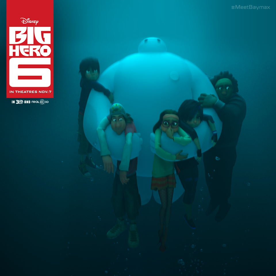 Big Hero 6 Synopsis 2014 Film