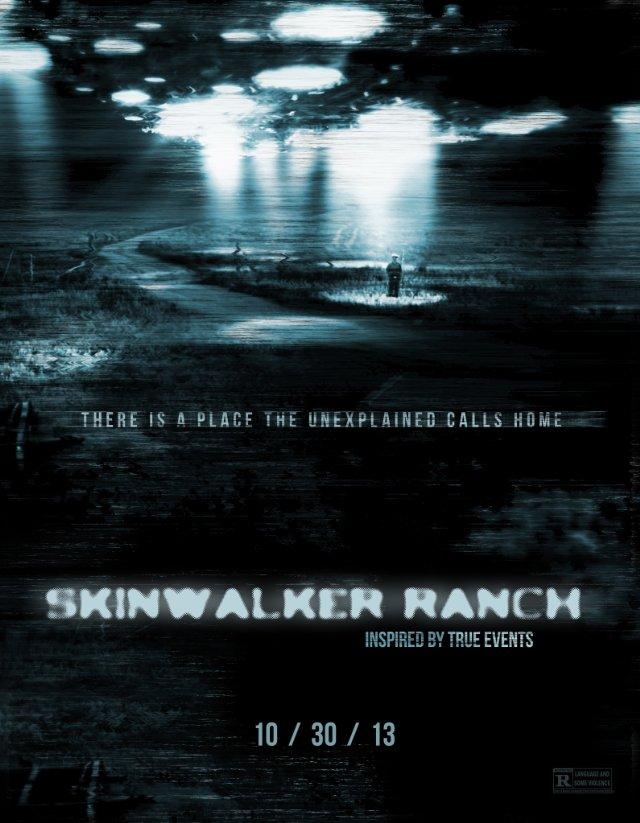 La película Skinwalker Ranch