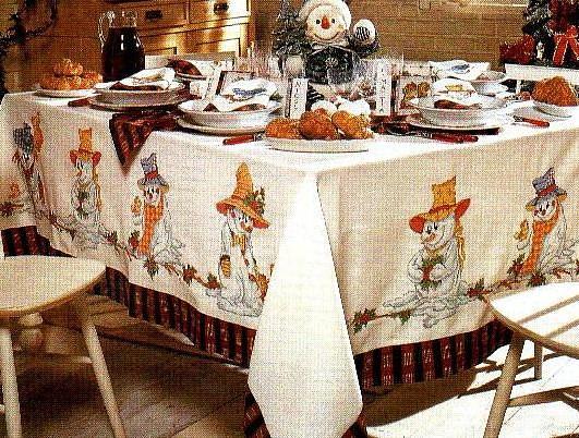 5 manualidades para una mesa navideña