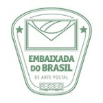 EMBAIXADA DO BRASIL DE ARTE POSTAL