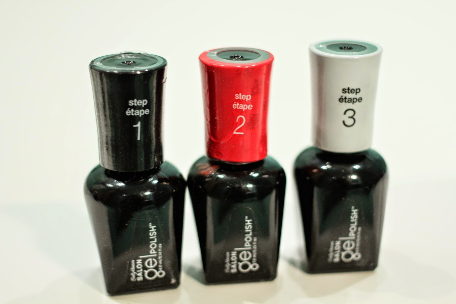 Sally Hansen gel polish, good  gel polish, nail polish, gel top coat