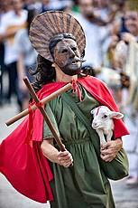 Fronlaichnamsfest auf den Balearen