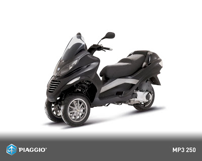 2011-Piaggio-MP3-250-Black