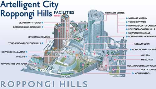 Roppongi Hills And Mori Art Museum Got To Travel