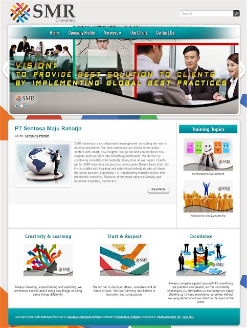 Jasa Buat Website Perusahaan
