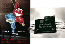 Chief Wahoo from Old Cleveland Municipal Stadium