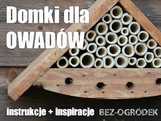 domek dla owadow