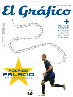 El éxito traicionó la memoria de Rodrigo Palacio