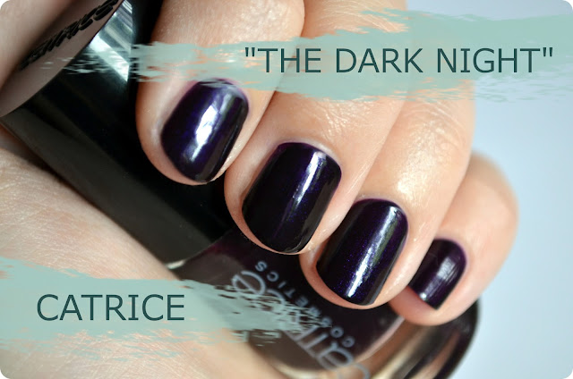 Swatch Catrice THE DARK KNIGHT