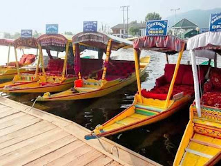 Srinagar (Best Honeymoon Destinations In India) 5