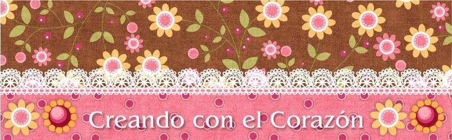 Creando con El Corazon