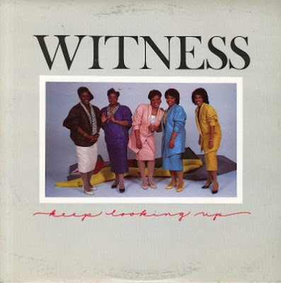 WITNESS - Keep Looking Up 1987