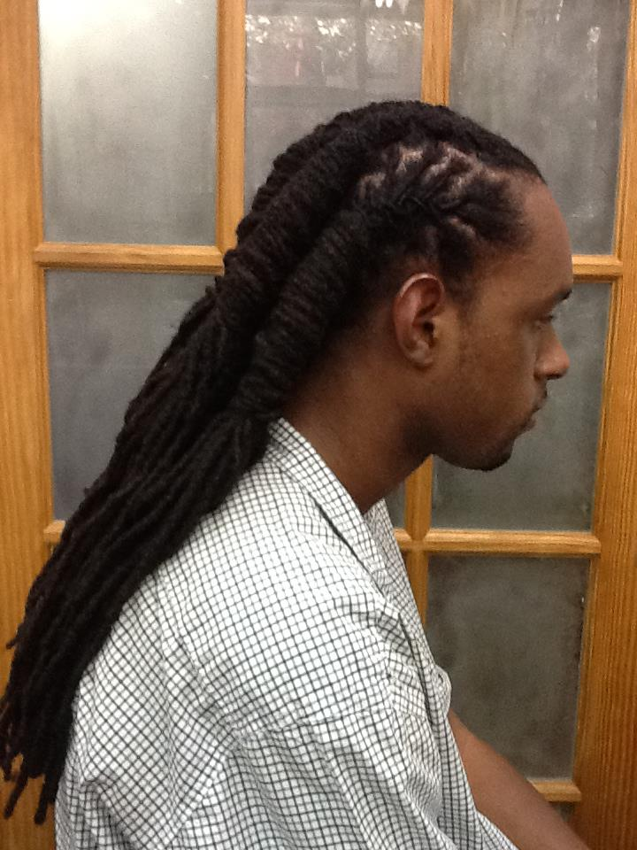 From Locks to Dreadlocks Dread Styles For Men Mohawk