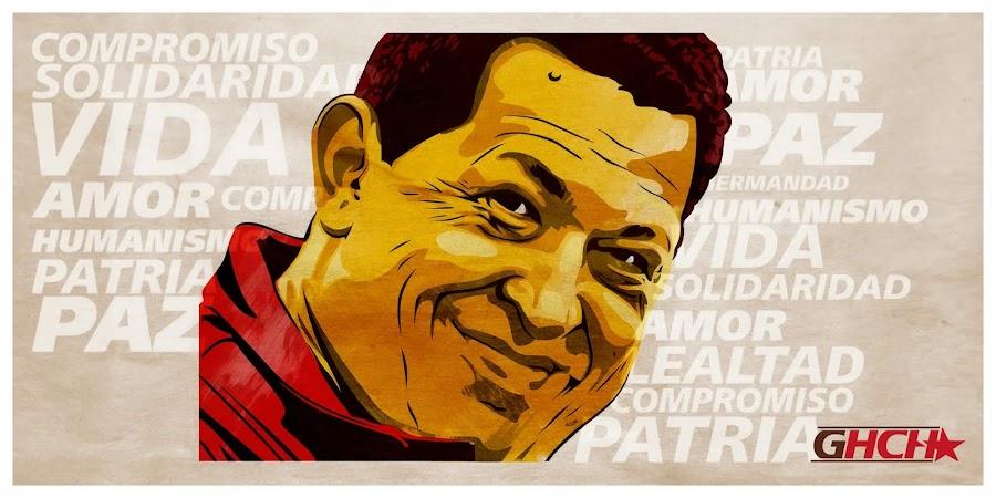 Guerrilla Hugo Chavez