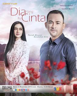 OST Dia Yang Ku Cinta (TV3)