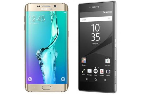 Pilih Sony Xperia Z5 Premium atau Samsung Galaxy S6 Edge+?