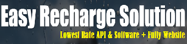 Easy Recharge Solution ll Lowest Rate API & Software ll Complete White-Label Solution