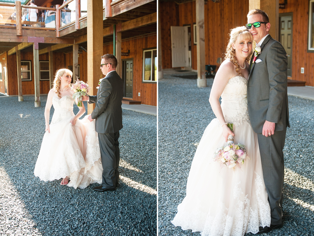 Cecilia Flaming Photography: Geoff & Chelsea // Fraser River Lodge ...
