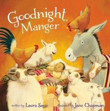 Wee Read Wednesday: Goodnight, Manger