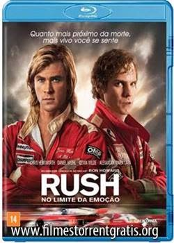 Baixar Rush No Limite da Emoção BDRip AVI Dual Áudio +  Bluray Dublado 720p e 1080p Torrent