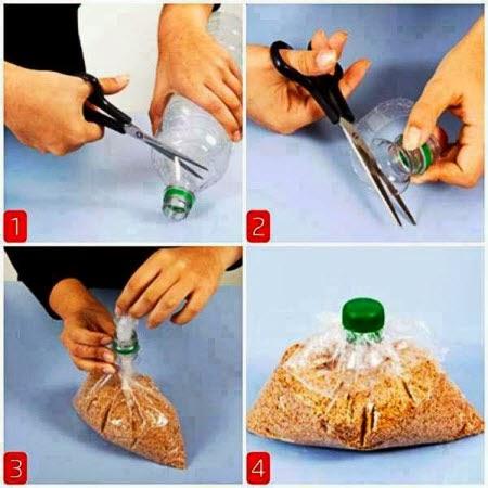 Kumpulan Kerajinan Tangan Unik Dari Botol Plastik