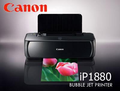 Download Driver Printer Canon IP 1880 Free