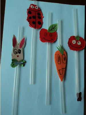craft with straws