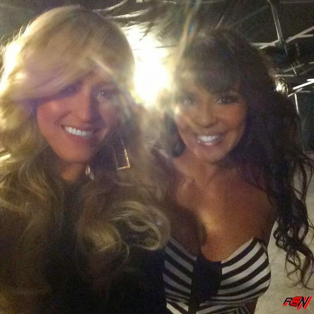 Summer Rae and Layla Hanging Out.