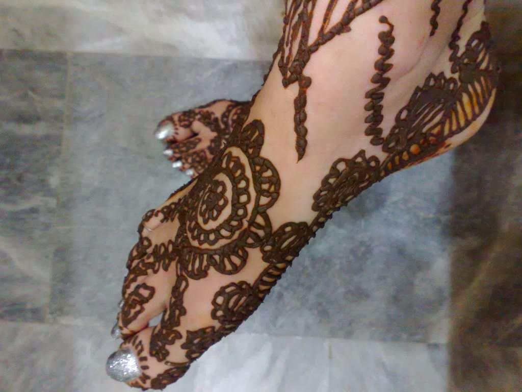 Feet Mehndi Mehndi Wallpapers Images : Beautiful latest simple arabic pakistani indian bridal