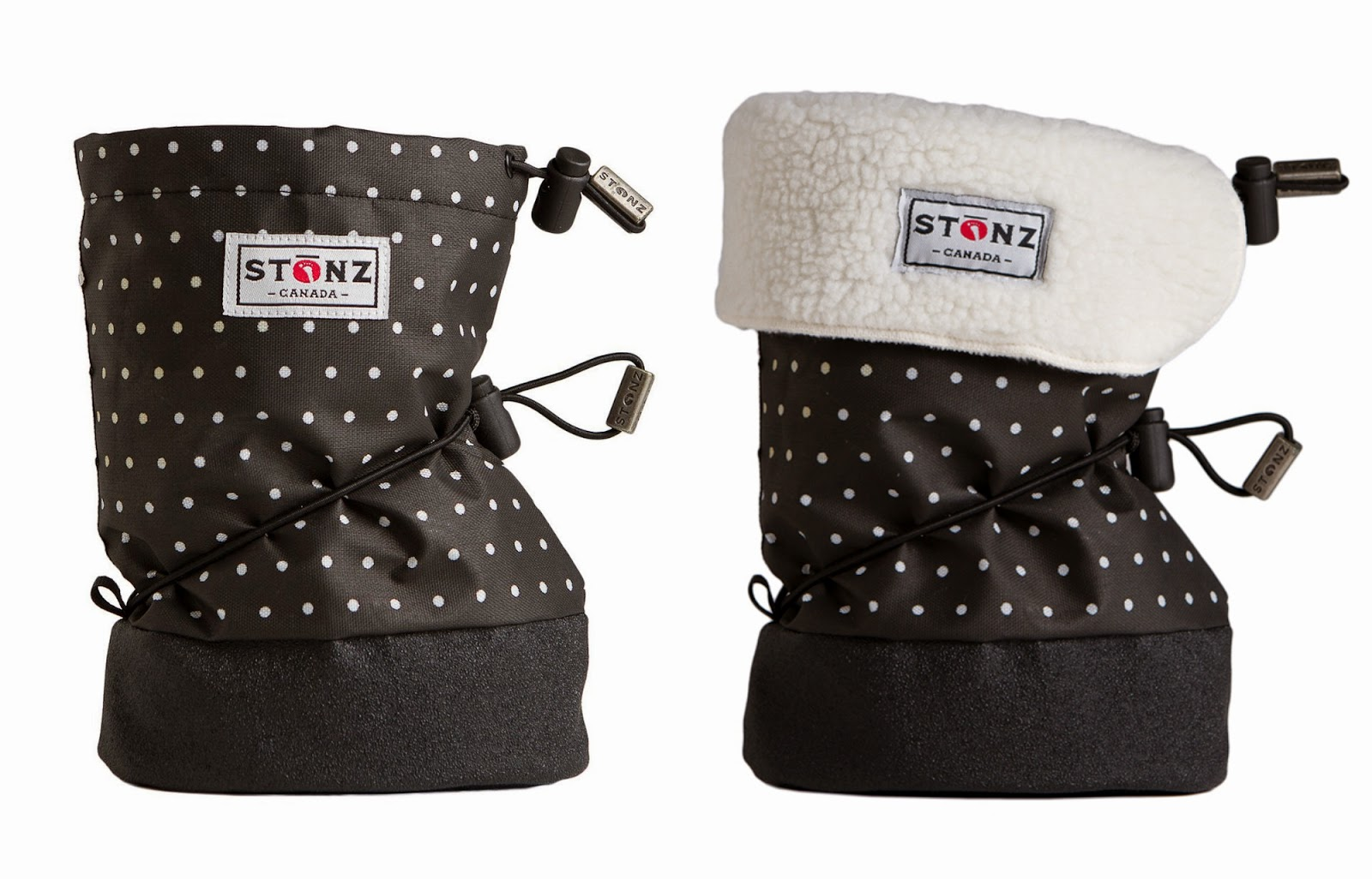 Madame Coquette  dětské boty   barefoot sněhule Stonz fee31d5ed1