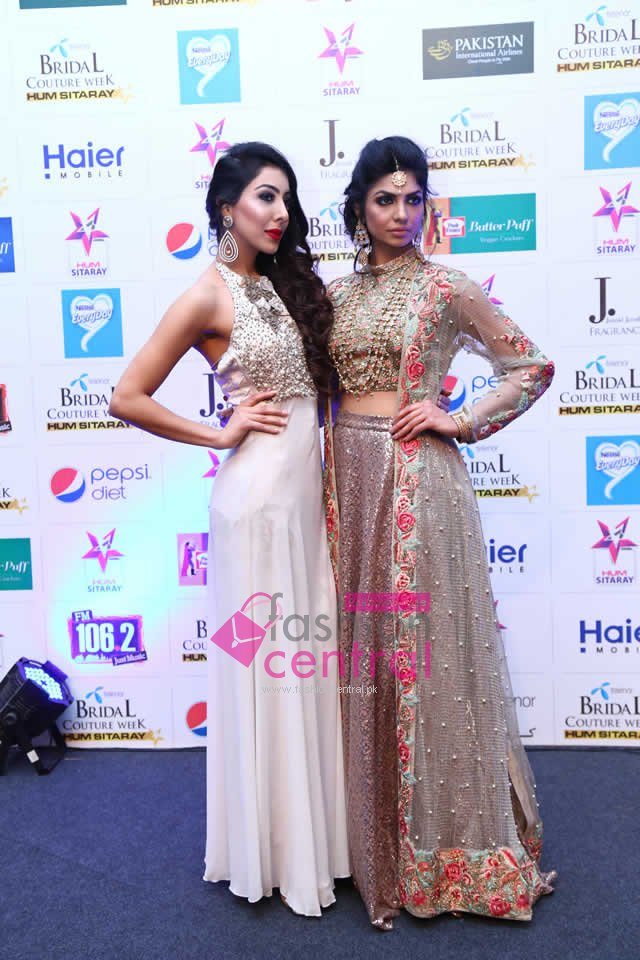 Telelnor  Bridal Couture Week 2015 Red Carpet
