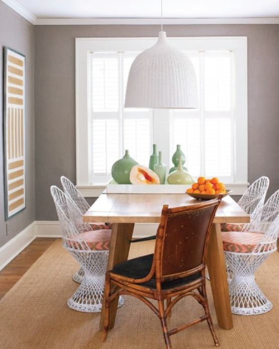 6 Tips To Using Coral In The Kitchen: CORAL CAFÉ: Kitchens To Admire