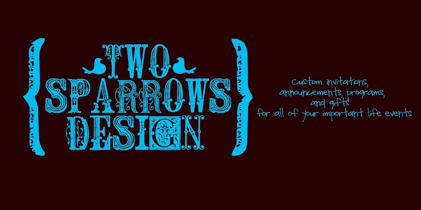 two sparrows design